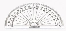 180° Protractors