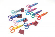 Crazy Cut Scissors