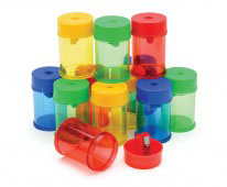 Canister Pencil Sharpeners