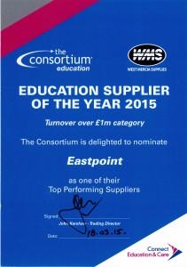 Consortium Certificate