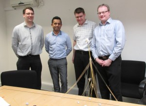 The Winning Team & Structure!