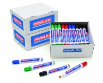Penflex WB15 Whiteboard Markers - Classboxes