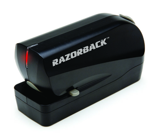 Razorback™ Flat Clinch Electric Stapler