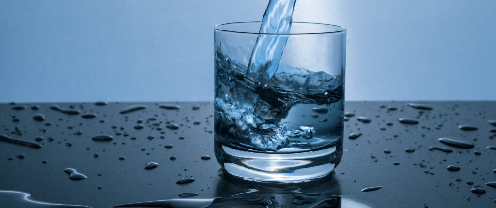 drinking water on world water day